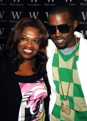 Kanye West was born and raised in Chicago with his mother Donda. (Photo: WENN)