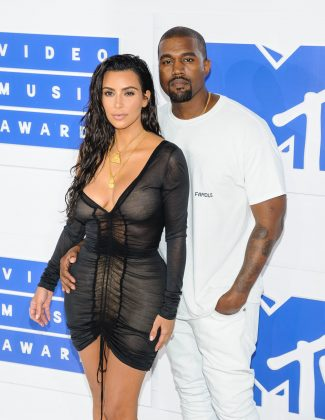 The rapper is currently married to diehard Californian Kim Kardashian. (Photo: WENN)