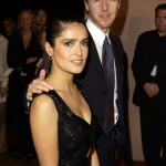 Before François-Henri and Valentina were in the picture, Salma was in a long-term relationship with Edward Norton from 1999 to 2003. Rumor has it they were introduced by their chiropractor! (Photo: WENN)
