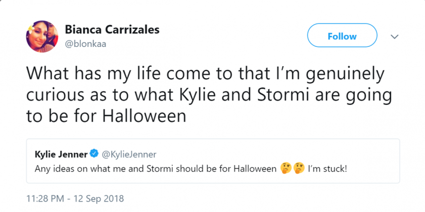 I wasn't excited about Halloween until this. (Photo: Twitter)