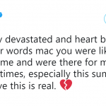 G-Eazy thanked Mac Miller for helping him during one of the hardest times of his life. (Photo: Twitter)