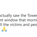 "Rapper and ""Law & Order: SVU"" star Ice-T, New Jersey native, recalled witnessing the scene from his apartment window. (Photo: Twitter)"