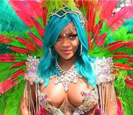 Understandably, the Rihanna Navy is happy she is finally getting the official recognition she deserves now that Rihanna was named Ambassador of Barbados. (Photo: Instagram)