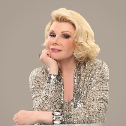 Who killed Joan Rivers? Technically a lack of oxygen to the bran after surgical complications. But also, Beyoncé. Turns out Joan's last tweet was a joke about B. And you don't mess with B. Makes sense. (Photo: Twitter)