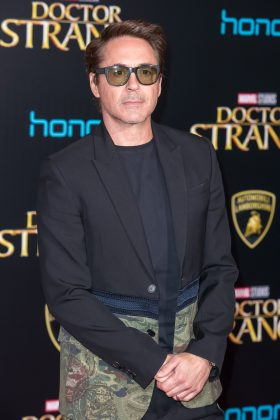 When Robert Downey Jr. failed to show up to a court-ordered drugs test in 1999 he was forced to stay in a substance abuse facility/prison for 12 months. (Photo: WENN)