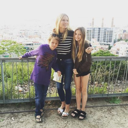 Trust your instincts. Though she continues to be both praised and condemned for the things she says and does in her parenting, it seems like her kids Apple and Moses are happy, healthy and growing into some awesome young people, which is great. So, Paltrow must be doing something right (including their questionable names)! (Photo: Instagram)