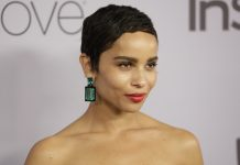 Zoë Kravitz is the new owner of Championship Vinyl. (Photo: WENN)