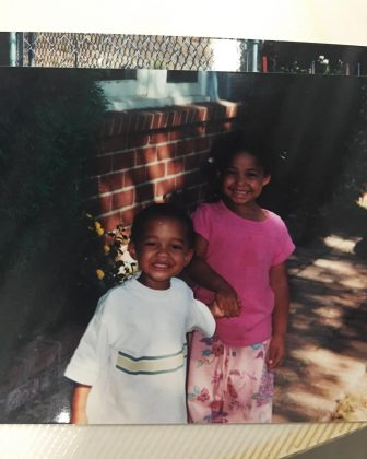"BFF Jaden Smith also took to Instagram to wish a happy birthday to his ""oldest friend"" with an adorable picture of their childhood days. (Photo: Instagram)"