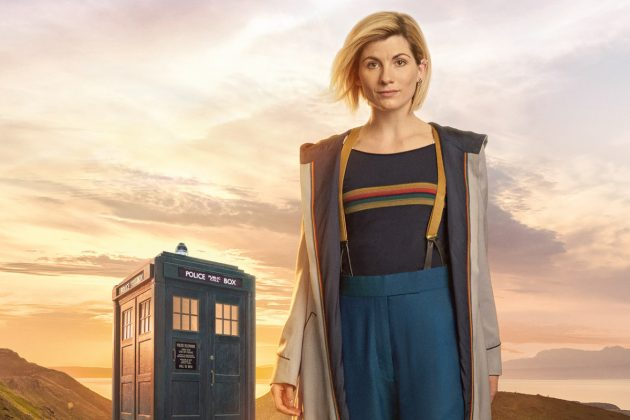"""Doctor Who""—The Alien time traveler will regenerate for the first time in over 50 years as a woman thanks to Jodie Whittaker. Having a female Doctor could affect how she's treated in her travels through a male-dominated and misogynistic past. (Photo: Release)"