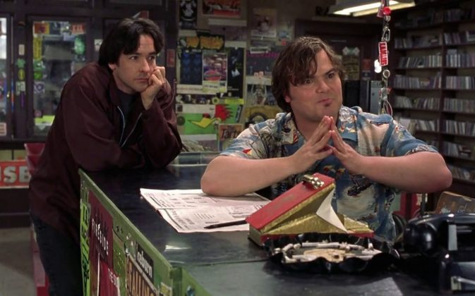 """High Fidelity""—Though her mom actually played one of the girlfriends in the original movie, Zoe Kravitz will reprise Joh Cusack's role as the sad owner of Championship Vinyl who is obsessed with pop culture trivia. (Photo: Release)"