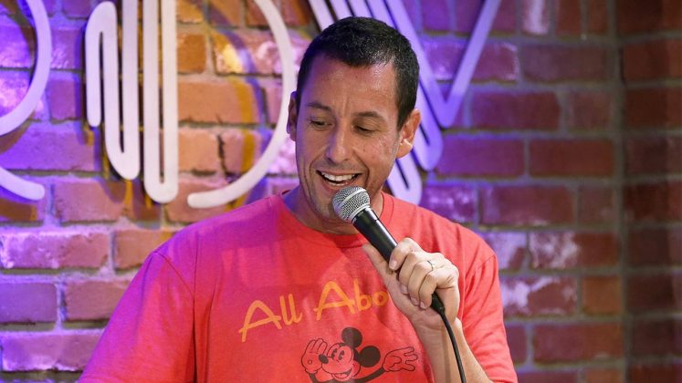 "Adam Sandler premieres his Netflix stand-up special ""Adam Sandler 100% Fresh"" on October 23rd. (Photo: Release)"