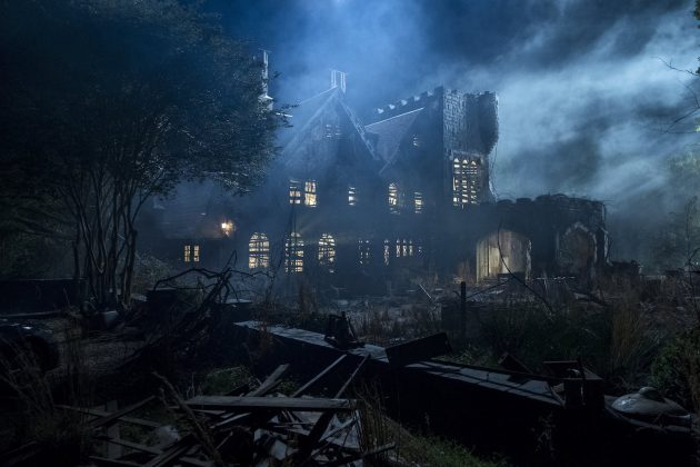 "The horror series ""Haunting of Hill House"" premieres October 12th on Netflix. (Photo: Release)"