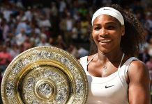 Needless to say, Serena Williams is a tennis legend. By winning the 2016 Wimbledon singles title, she solidified her status as the greatest tennis player with her 22nd major in singles, an Open Era record for both men and women. (Photo: Instagram)