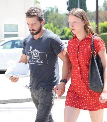 The couple briefly split in 2015 after he was caught on tape threatening Mia during a street fight in Germany. (Photo: WENN)