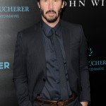 "2014—The ""John Wick"" star attending a special screening of his movie in New York. (Photo: WENN)"