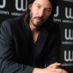 "2012—Keanu Reeves attending the Los Angeles premiere of the movie ""Cloud Atlas."" (Photo: WENN)"