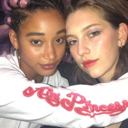 Judging by their PDA packed pictures, it seems as if Amandla is now dating King Princess a singer and public lesbian. (Photo: Instagram)