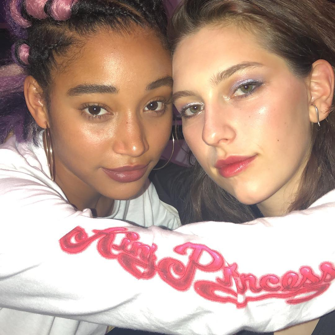 Birthday Special: 10 Fun Facts About Amandla Stenberg - Jetss