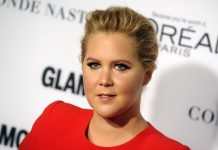 Amy Schumer is pregnant and she just announced it in the funniest way. (Photo: WENN)