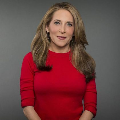The former CNN Chief White House Correspondent then shared a list of Amy's candidate recommendations for voters for the upcoming midterm elections in the U.S. (Photo: WENN)