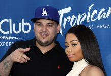 Blac Chyna and Robert Kardashian getting back together is a possibility. (Photo: WENN)