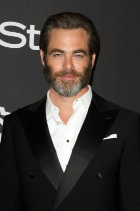 "Chris Pine ""couldn't be happier"" that he played the damsel in distress in ""Wonder Woman."" ""We've had plenty enough of male-driven everything. It's finally time to see how wonderful the world can be with beautiful, strong, intelligent women kicking some major ass."" (Photo: WENN)"