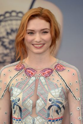 "Actress Eleanor Tomlinson is not interested in playing the damsel in distress. ""I want someone who has her own storyline and her own mission, not a woman who, to use a comedy term, is just there to provide the feed line to someone else's joke."" (Photo: WENN)"
