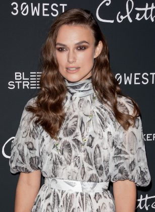 "Keira Knightley banned her 3-year-old daughter from watching ""Cinderella"" because ""she waits around for a rich guy to rescue her. Don't! Rescue yourself, obviously."" (Photo: WENN)"