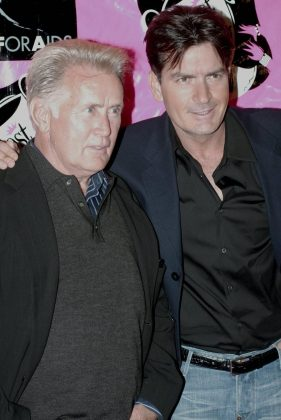 "Martin Sheen and Charlie Sheen have been strained for years. Martin has publicly commented on his youngest son's erratic behavior. ""You're emotionally crippled,"" he said. (Photo: WENN)"