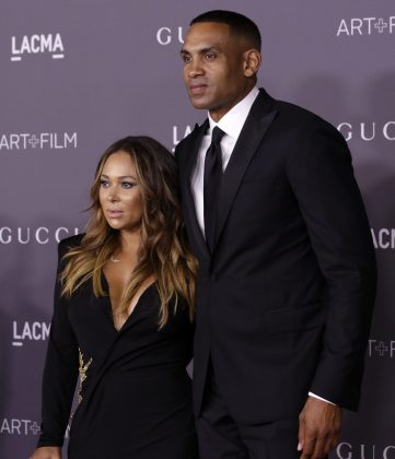 Tamia Hill has recorded 4 albums since her MS diagnosis at age 28. She's also kept herself busy working to raise public awareness of MS and raising her family with her husband, NBA star Grant Hill. (Photo: WENN)