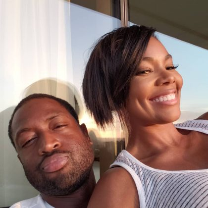 Dwayne Wade not only cheated on Gabrielle Union when they were engaged, he also had a child with the woman he was having an affair with. In spite of this, Wade's relationship with Union is still on! They got married in 2014 and still going strong. (Photo: Instagram)