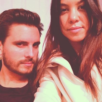 Kourtney Kardashian and Scott Disick dated for years and even had three children together. But it was also fairly widely known that he had cheated on her multiple times. It was even a recurring plotline on Keeping Up With The Kardashians. (Photo: Instagram)