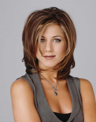 "The ""Rachel"" haircut, defined by its choppy layers from crown to end. (Photo: Release)"