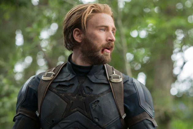 Click through our photo gallery to see the ugly-cry-worthy reactions to the news that Chris Evans will no longer play Captain America. (Photo: Release)