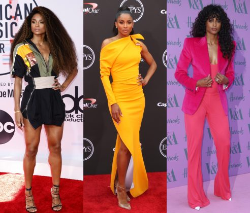 In honor of her 33rd birthday, here's a look back at Ciara's style in pictures. Her flair is just as effortlessly chic and stunning as her killer dance moves. (Photo: WENN)