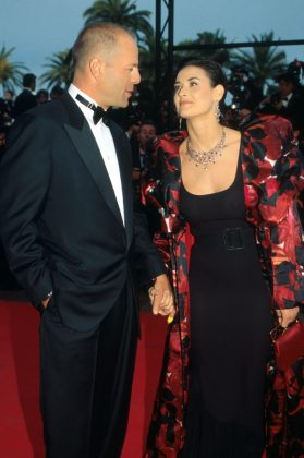 Moore was married to action-star Bruce Willis from 1987 to 2000. (Photo: WENN)