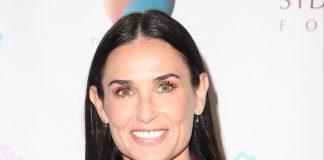 "Demi Moore revealed she once was in a ""spiral of real self-destruction."" (Photo: WENN)"
