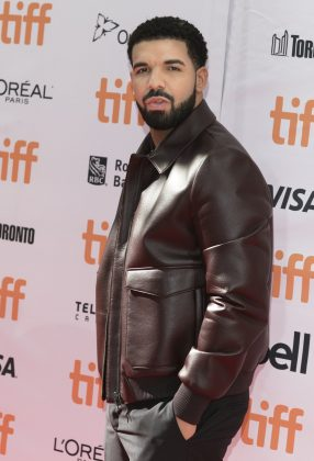 """I'm just really excited to be a great father,"" Drake said about his son. (Photo: WENN)"