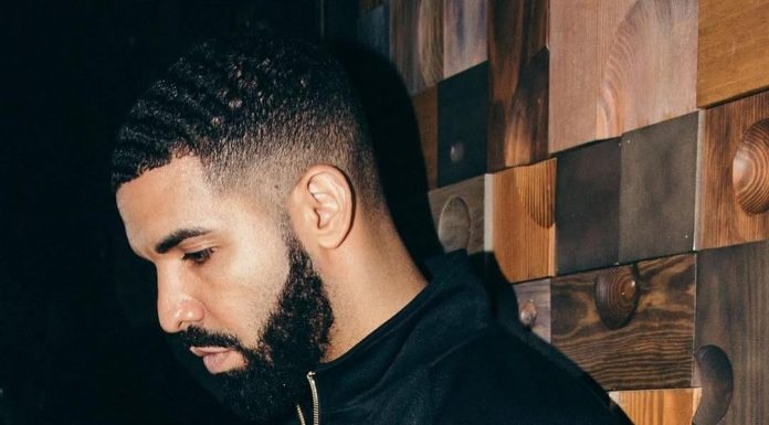 In honor of his 32th birthday, here's a look back at Drake's most dramatic year yet. And remember, Drake—no matter how bad it gets, it is all God's Plan! (Photo: Instagram)