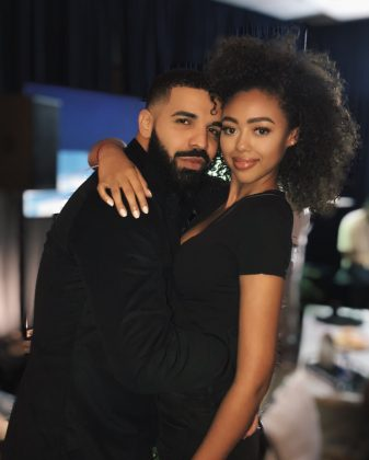 Drake sparked rumors that he is dating 18-year-old Bella B Harris after the couple was spotted spending a significant amount of time together while he was touring the country with Migos. (Photo: Instagram)