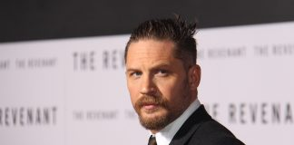 Tom Hardy isn't too happy about the final cut of Venom. (Photo: WENN)
