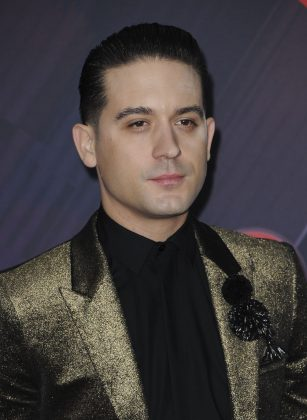 "According to said source, G-Eazy was ""partying over the weekend and girls were all over him. He didn't care who saw."" (Photo: WENN)"