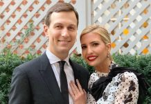 A celebratory picture in honor of Ivanka Trump and Jared Kushner's 9th wedding anniversary. (Photo: Instagram)