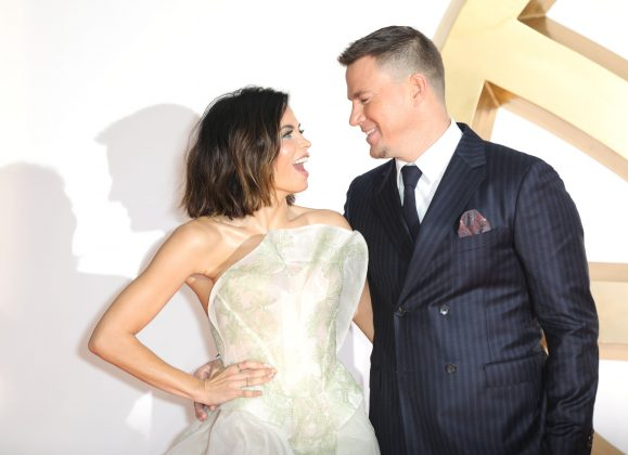 Earlier this year, Jenna and Channing announced they were getting divorced after seven years together. (Photo: WENN)