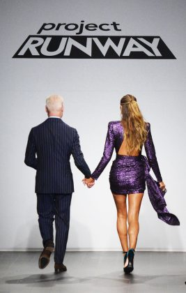 Back in September, Heidi Klum and Tim Gunn announced they were leaving the show after 16 seasons. (Photo: WENN)