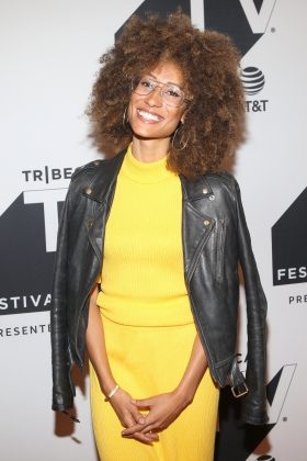 Former Teen Vogue editor-in-chief Elaine Welteroth is also joining as judge. (Photo: WENN)