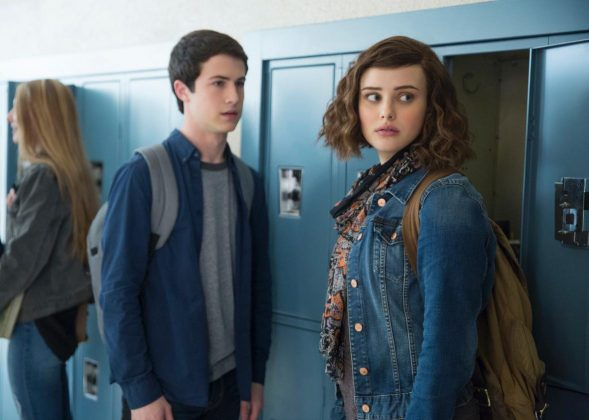 "Katherine Langford became a household name thanks to her role in the Netflix series ""13 Reasons Why."" (Photo: Release)"