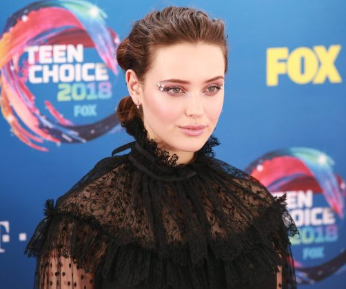"Katherine Langford has joined the ""Avengers 4"" cast. (Photo: WENN)"