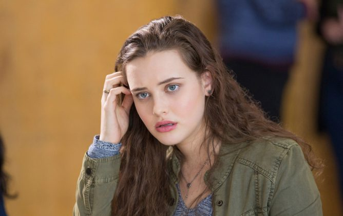 Langford will reprise her role as Hannah Baker in the second season of the show. (Photo: Release)