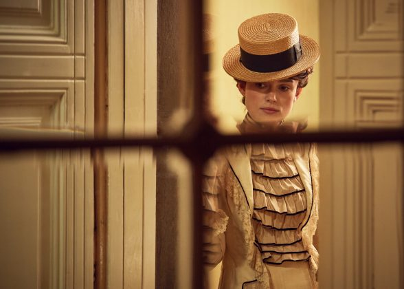 "You can catch Keira Knightley in her upcoming film, ""Collette"". (Photo: Release)"